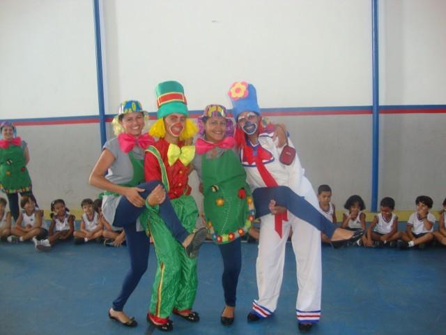 Dia do Circo com Patati e Patata do Saber