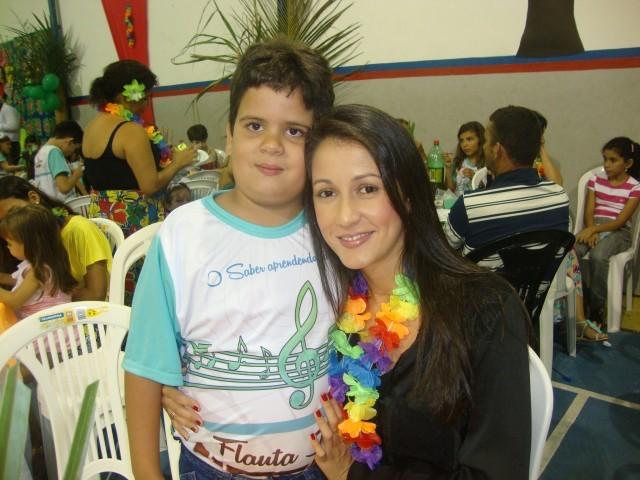 Festa Tropical Das Mães