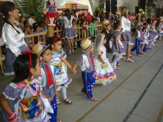 10ª Feira Junina do Colégio O Saber 2013