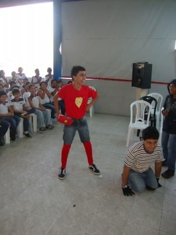 Chavo Del Ocho Y Sus Amigos: Maestra -> Dayane Carvalho