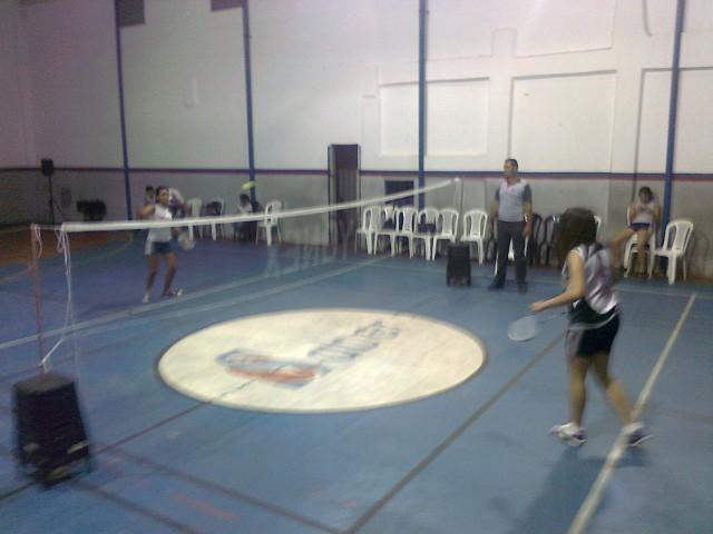 1º Campeonato O Saber De Badminton