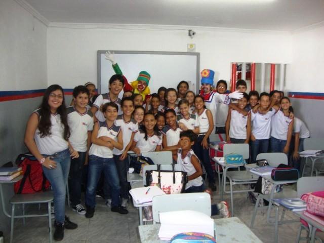 Dia Do Circo Só Alegria No Colégio O Saber