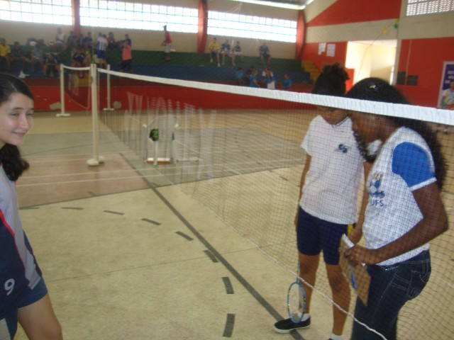 II ETAPA DO ESTADUAL DE BADMINTON
