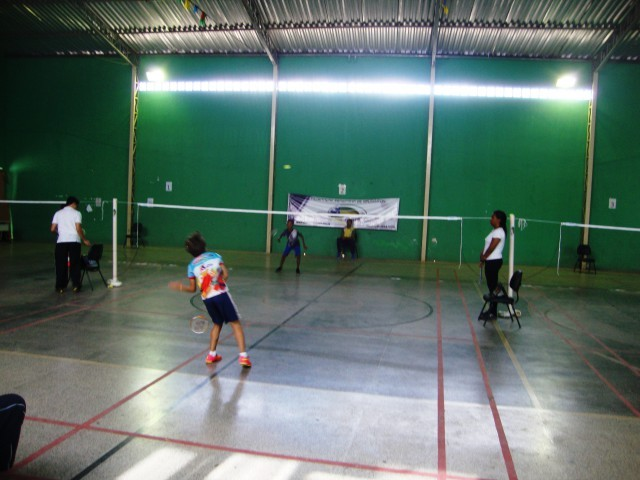 III - Etapa do Campeonato Sergipano de Badminton 2014