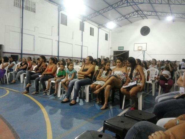 1ª Reunião de Pais e Mestres do Colégio O Saber 2015