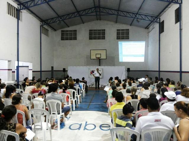 2ª Reunião de Pais e Mestres do Colégio O Saber 2015