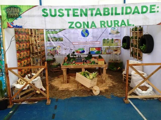 12ª Feira Junina: Educação Ambiental, Cidadania e Sustentabilidade