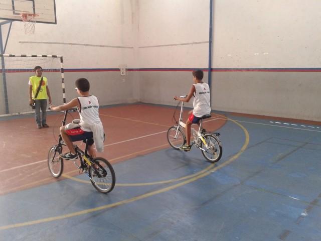 Passeio Ciclístico do Colégio O Saber