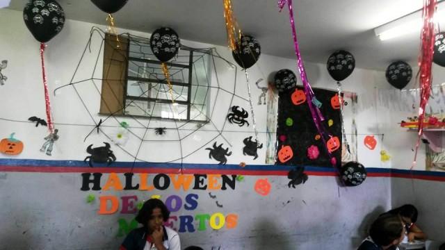 Halloween de los Muertos