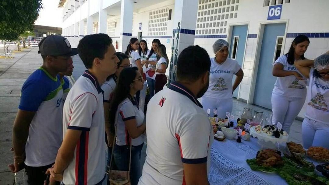 Visita a  Unit Campus Itabaiana