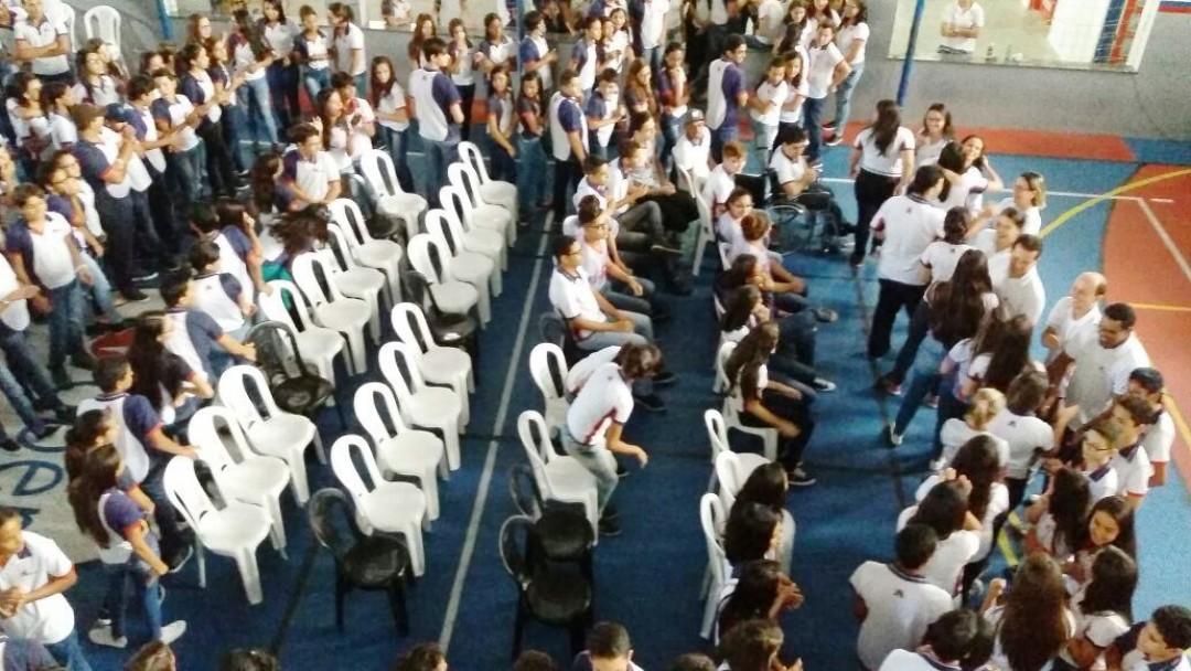 Homenagem para os alunos que fizeram o ENEM