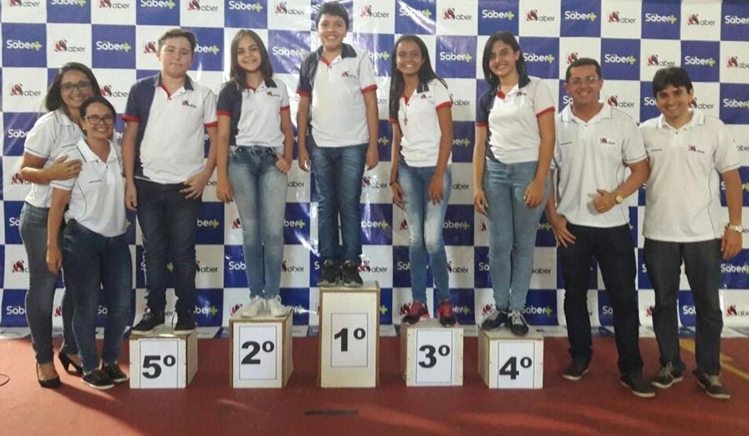1º TOP 5 - 2017