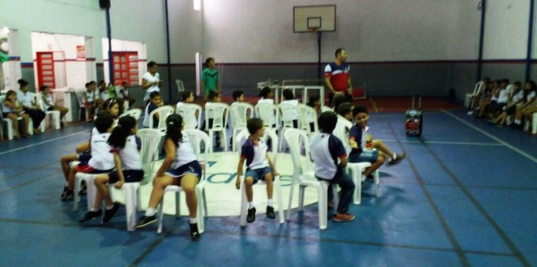 Gincana Esportiva