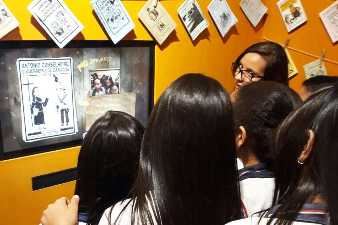 Museu da Gente Sergipana e a CCTECA
