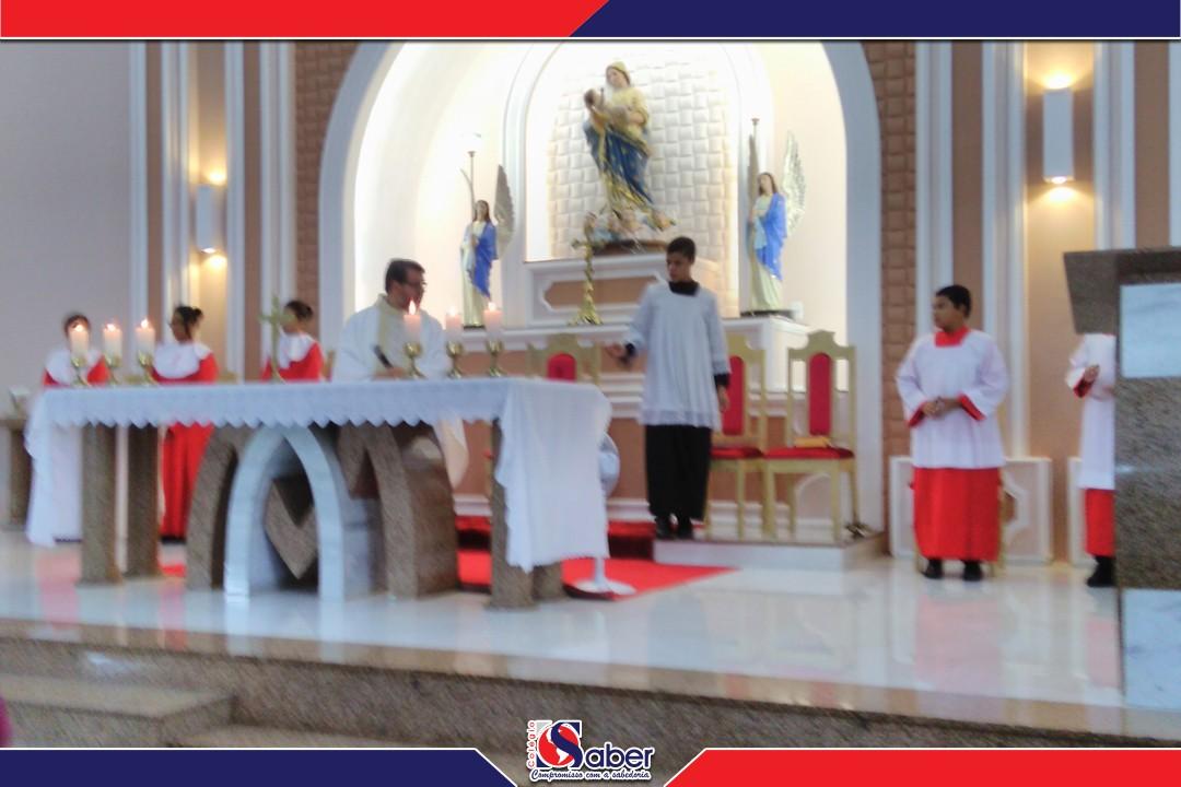 Missa em ação de graças ao 17° aniversário