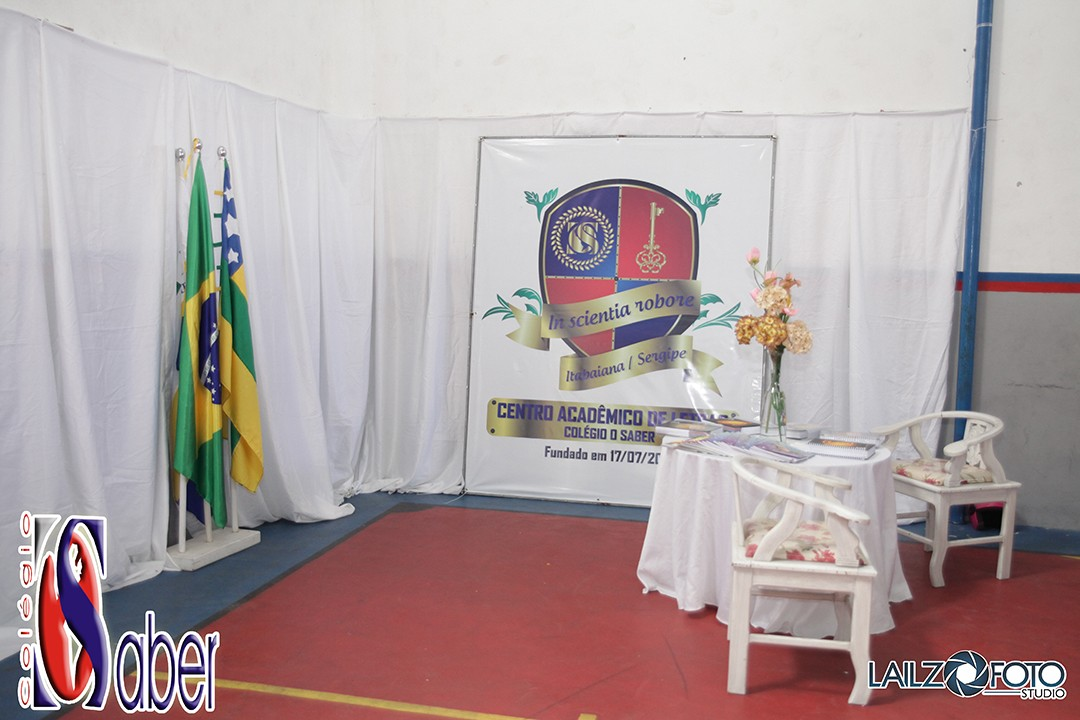 CERIMÔNIA DE POSSE - CENTRO ACADÊMICO DE LETRAS