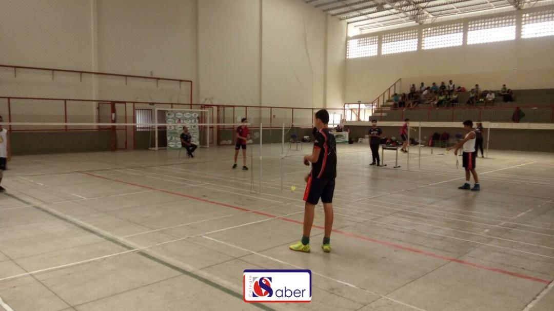 Campeonato de Badminton