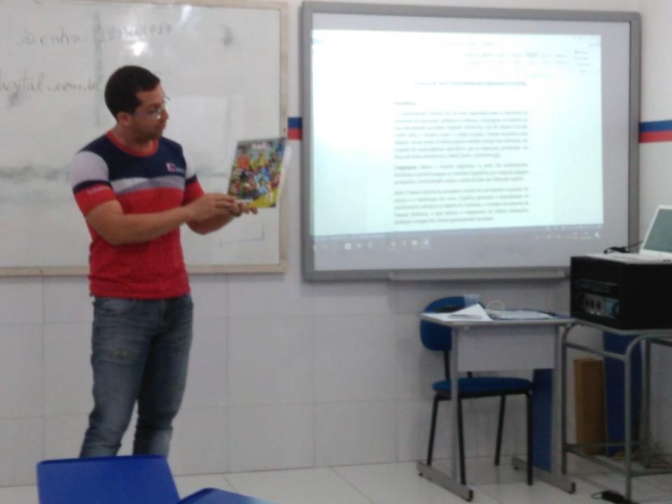 Reunião pedagógica