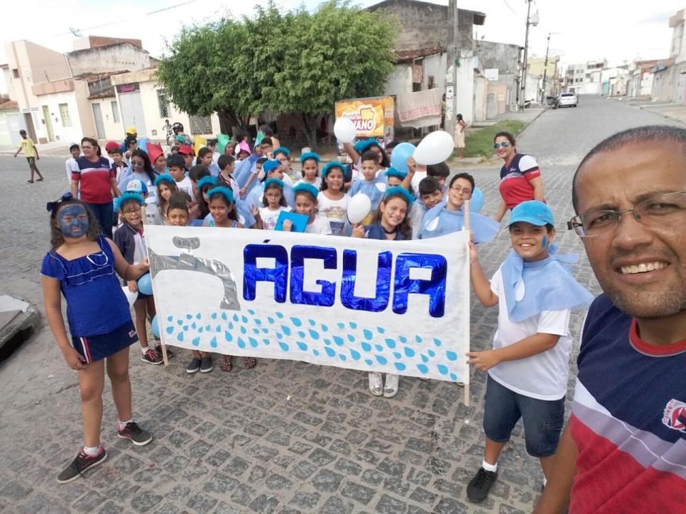 Desfile Dia da Água