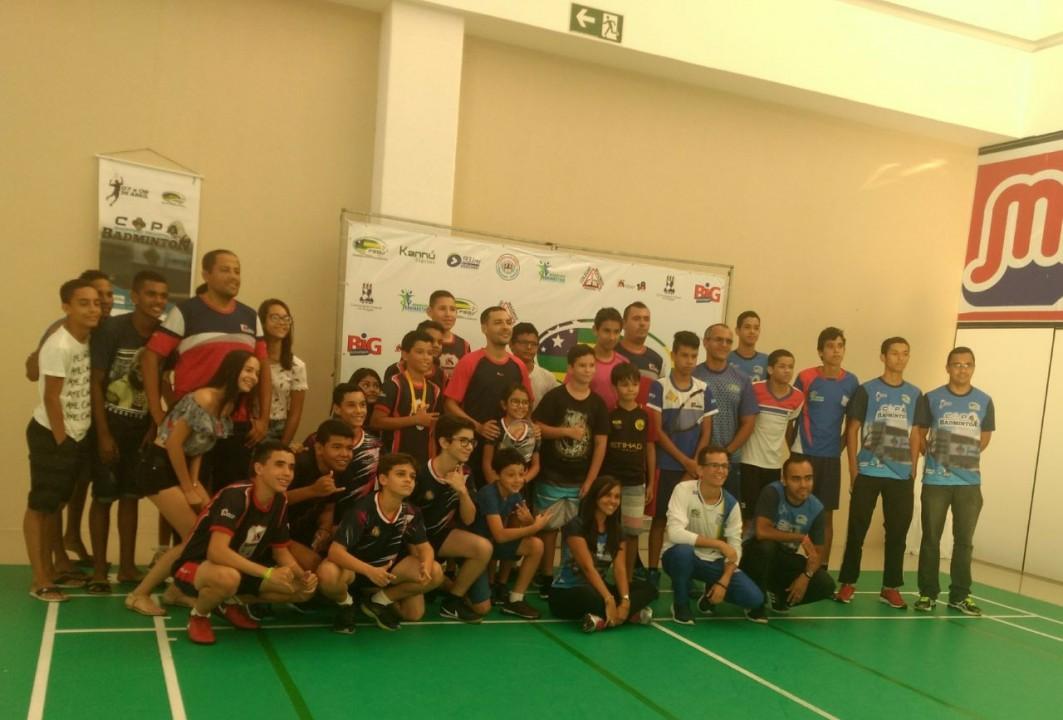 Copa Badminton Shopping