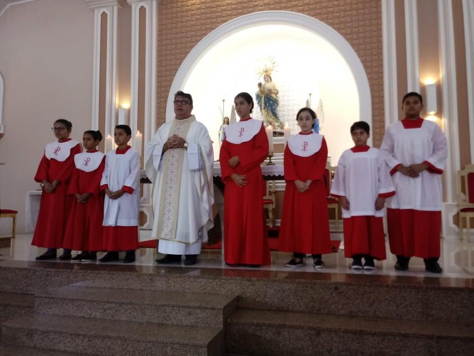 Missa da Pascoa