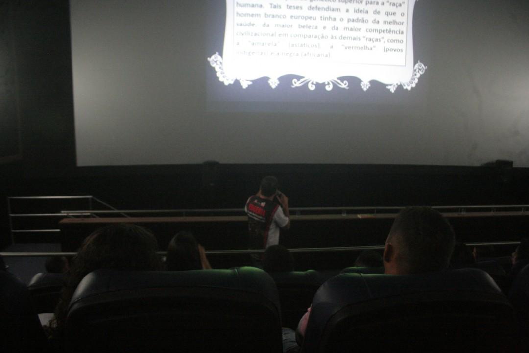 Aulão Eugenia Cinema