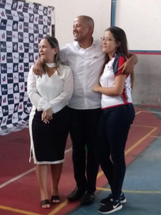 Aniversário do Diretor Everton Souza