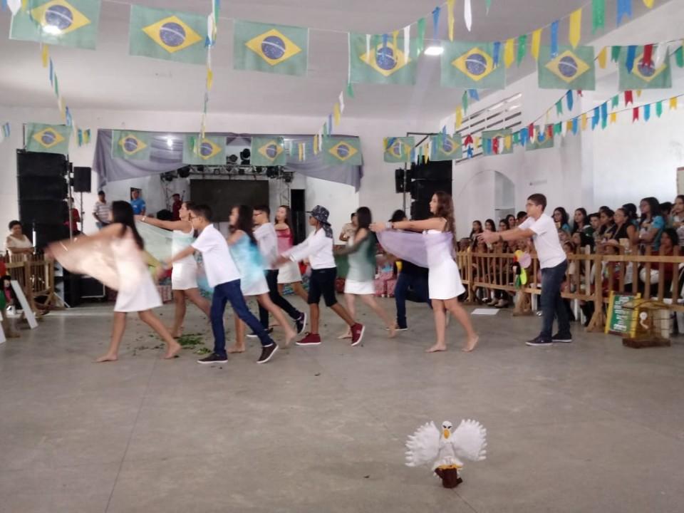 XV Feira Junina
