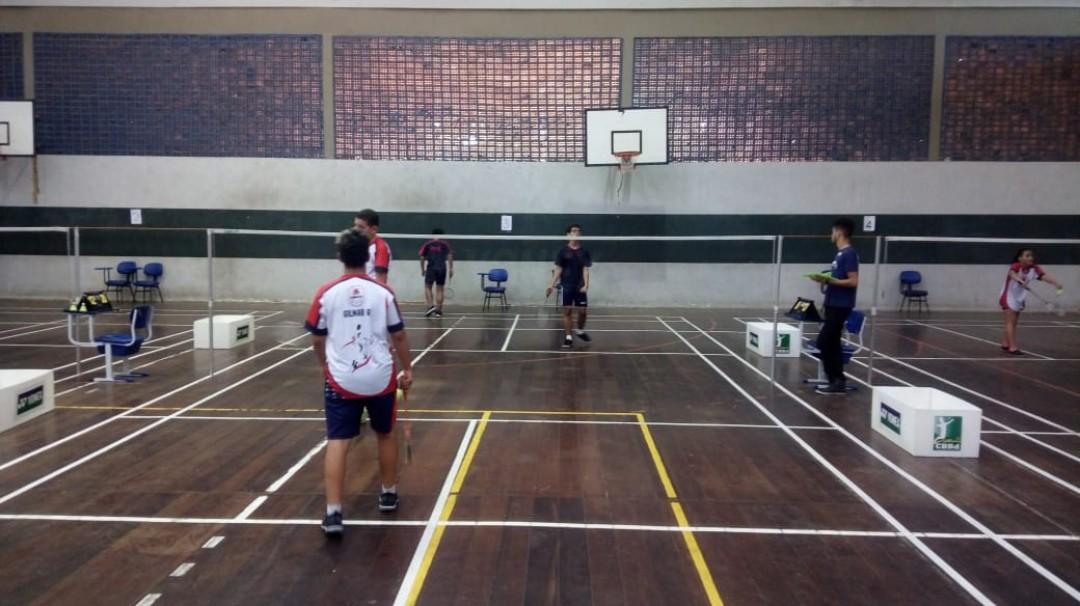 II Etapa Campeonato Sergipano de Badminton