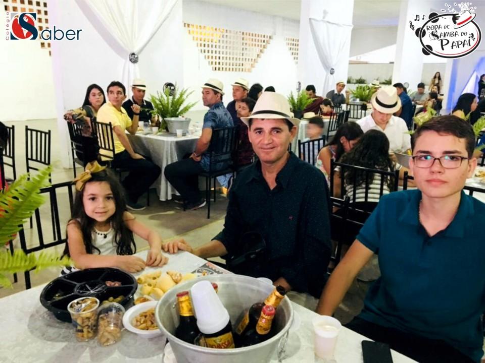 Roda de Samba do Papai - Evento dos Pais