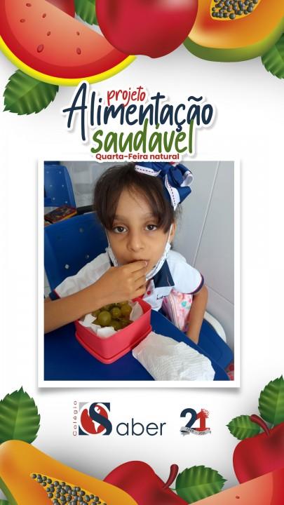 Projeto Alimentação Saudável