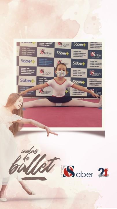 Aulas de Ballet