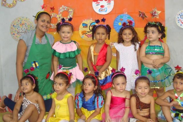 Carnaval 2013 é no colégio O Saber