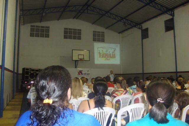 1º Reunião de Pais e Mestres 2013