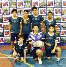 Napoli é campeã do 2º turno da 4ª Copa O Saber de Futsal masculino