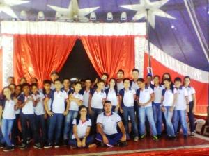 Colégio O Saber no Circo