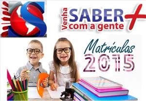 Direção do Colégio O Saber parabeniza os aprovados na IFS 2015