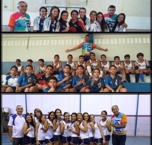 A participação do Colégio O Saber nos Jogos das Escolas Particulares de Itabaiana 2015