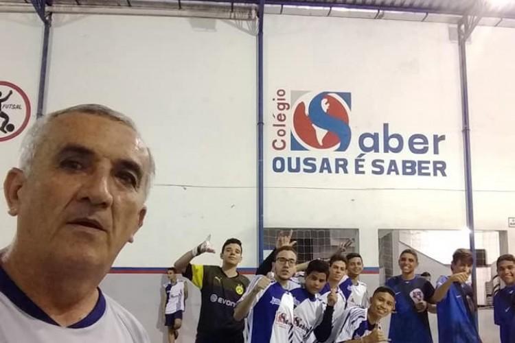 Boletim nº 01 da 8ª Copa O Saber de Futsal Masculino – 1º turno
