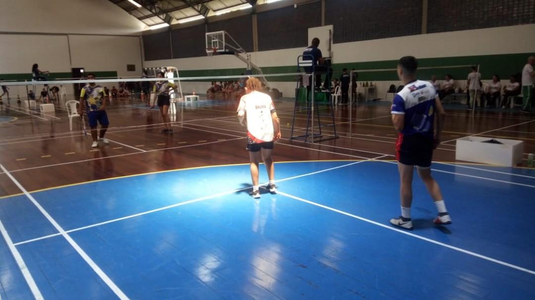 II Etapa do Campeonato Sergipano de Badminton