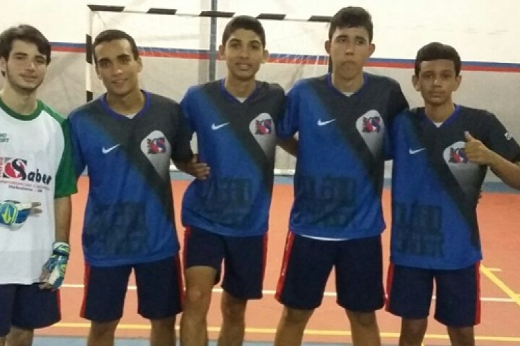 6ª Copa O Saber de Futsal Masculino – 1º turno